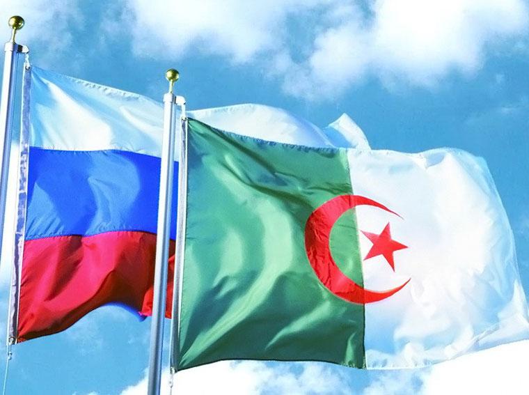 نتيجة بحث الصور عن Russian Algerian cooperation